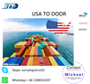 Cheap sea shipping freight rates to Los Angeles USA