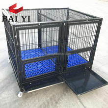 New Arrival Strong Dog Cage With Wheel