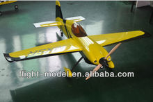 "2017 new arrival F122 MXS-R 64"" gas 20cc rc aircraft model"