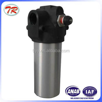 China hight quality aluminum hydraulic filter housing head