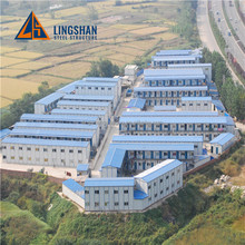 China factory prefabricated apartment buildings and low cost prefabricated houses
