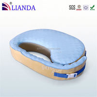 Adjust comfort baby breast feeding cushion