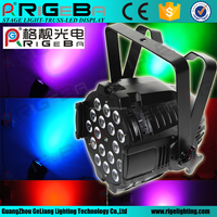 Professional Led Par 18pcs 10w Led