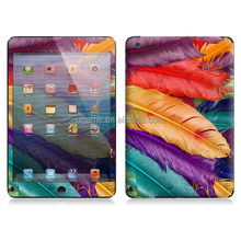Front & Back Skin Sticker Cover Protector Decal For Apple iPad Mini