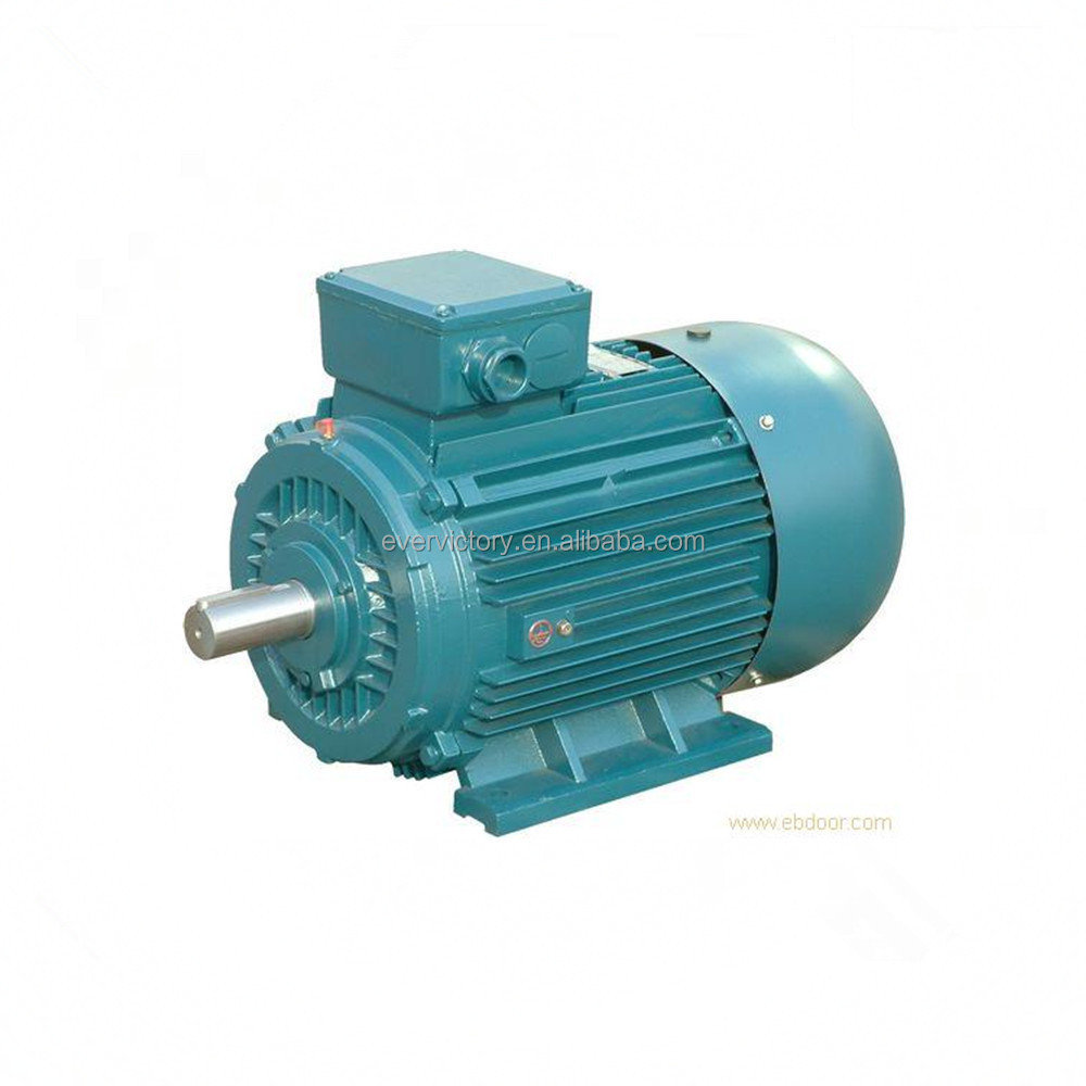 IE2/IE3 Cast iron three Phase AC Motor Induction Electric Motor