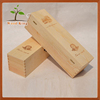 Custom Logo Wooden Contracted Fashion Box