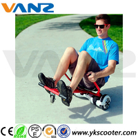 electric unicycle mini scooter three wheels self balancing