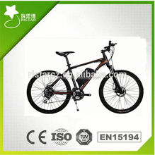light weight high speed brushless geared hub motor electric mountain bike