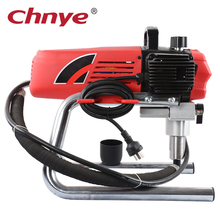 Piston pump house airless paint sprayer painting machine with power gun