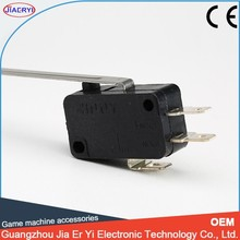High quality roller lever type micro switch