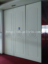customized soundproof and fireproof hospital room divider