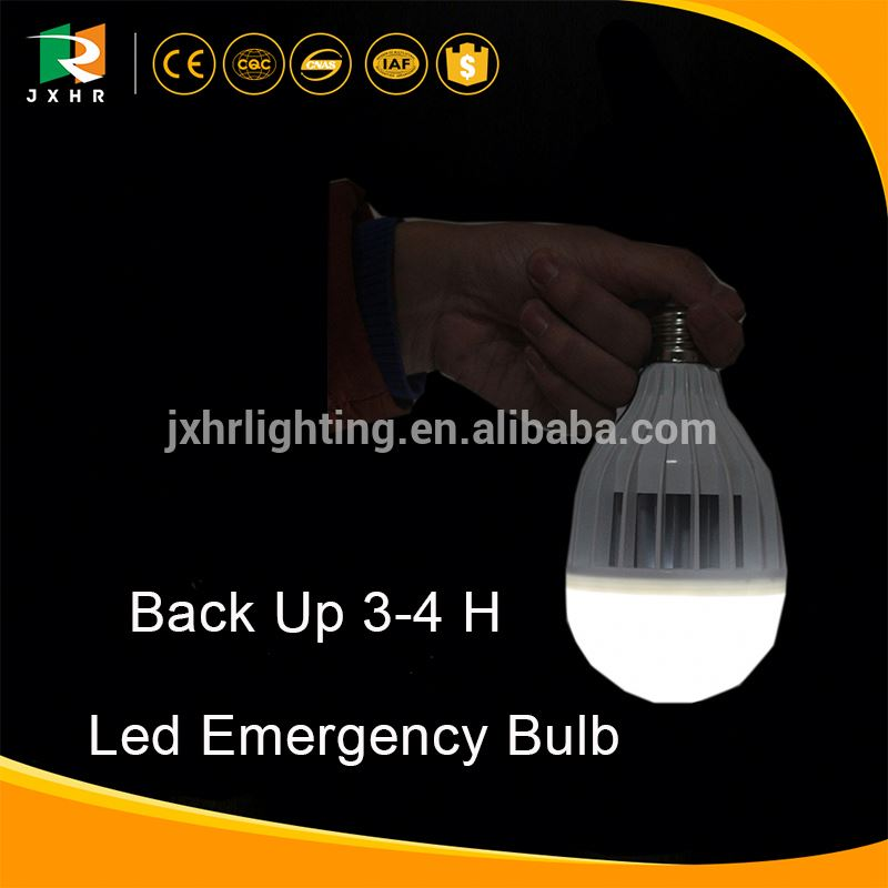 2016 Hot sell CE ROHS emergency led bulb light with built-in battery 5W 7W 9W 12W 18W 24W