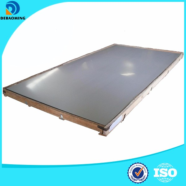 Top quality mill edge GB standard price cold rolled stainless steel sheet 2mm