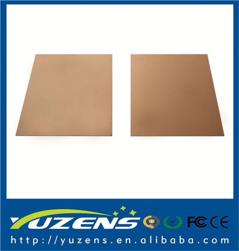 Double Sides FR4 10 x15cm Copper Clad Circuit Board PCB