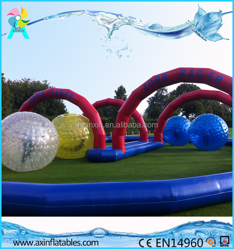 land used inflatable cheap zorb balls for sale