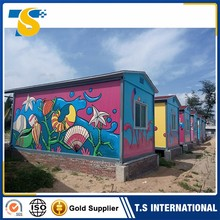 Low cost Sound-insulated egypt prefab house labor camp