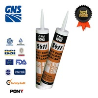 Brand new different color weatherproof silicone sealant price