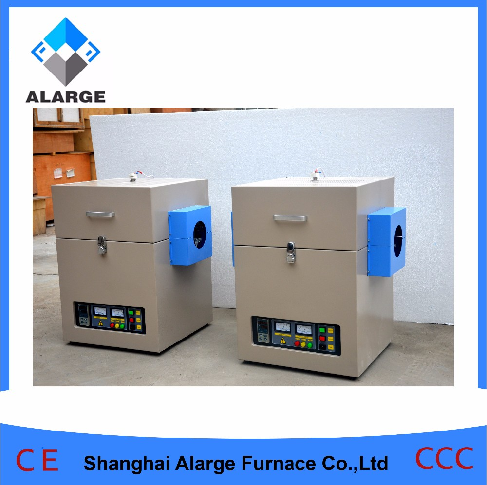 Electric Vacuum Revolve Tube Annealing Furnace