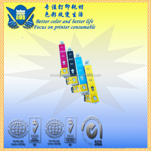 Factory price,Compatible Ink Cartridge for Epson T0751-4 B/C/M/Y ,suitable Stylus CX2900/ CX2905