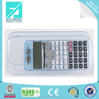 Fupu student use scientific calculator with lots function