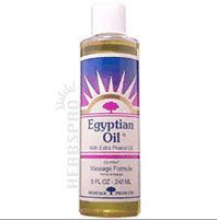 Heritage Products Egyptian Oil Extra Peanut Oil 8 Fl Oz