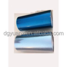 Blue PET anti-static protective film/blue transparent pet protective film