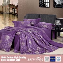 China Supplier double bed designs custom printed bed sheets