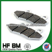 Scooter 125cc Motorcycle Parts, Super Quality Scooter GY6 Motorcycle Brake Pad Cheap Sell