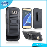 Cover for Samsung Galaxy S7 Edge, Armor Combo Case for S7 Edge