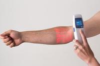 Red LED light medical portable vein viewer/vein scanner price