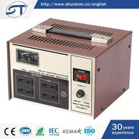 AC Single Phase Power Supplies Wenzhou Factory Air Conditioner Voltage Regulator