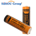Sidiou Group 2100mAh 1.2V Rechargeable Ni-MH Battery AA Or No.5 Battery Rechargeable Ni-MH Universal Battery