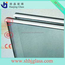 factory double low e coating insulated glass for industrail window