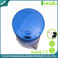 CE RoHS colorful Automatic Sensor Dustbin Smart bin Trash can Waste bin infrared touchless