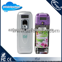 Room LCD automatic fragrance dispenser