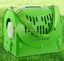 Hot Selling Plastic Fashion Dog Carrier