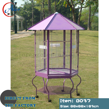 Parakeet bird cage for wholesale