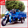Guangzhou 3 wheel Blue Classic gasoline sidecar motorcycle