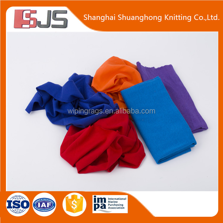 Cut Cotton Rags for Cleaning