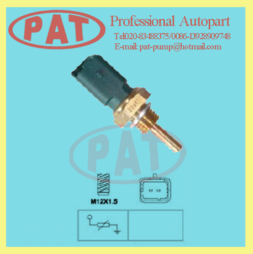 Auto WATER TEMPERATURE SENSOR for FIAT/ALFA/ROMEO/FORD/OPEL/SAAB 46554621/55188058/77363457/1538606/93184155