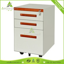 Office storage furniture mobile steel drawer cabinet