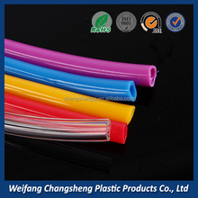Nice Quality Colored Soft Transparent Flexible Plastic Pvc Clear Hose Tube