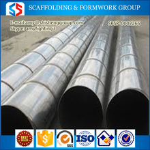 Tianjin SS Group Spiral Welded Pipe/Sprial Tube/Spiral Steel Tube