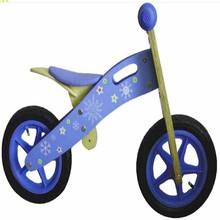 hot sale wooden chidren bicycle,popular wooden balance bicycle,new fashion kids bicycle