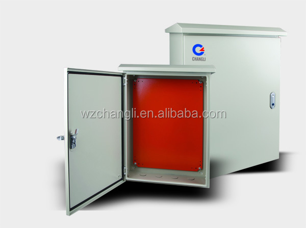 Waterproof Box / Metal Distribution Boards/Metal Enclosure for Electronic