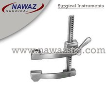 Rib Retractor lateral blades 12 x 16 mm spreading 95 mm