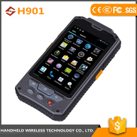 china superior service android hanaheld rugged ip65 industrial barcode scanners discount