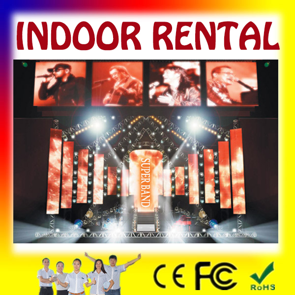 led billboard china led stage screen, video wall : pantalla electronic. flexible pantalla P10 para escenarios y videos