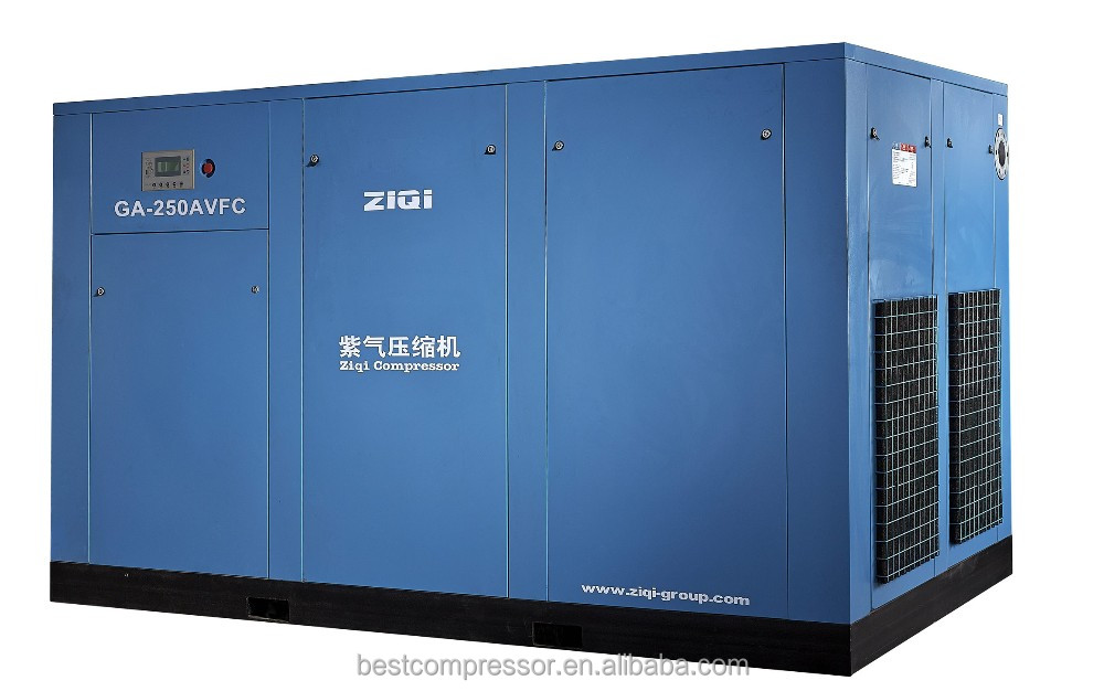 Large Screw Air and Compressor machines for mining
