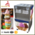 Stainless Steel Beater Continuous dispensing Counter Table Top Soft Serve Ice Cream Making Frozen Yogurt Soft Ice Cream Machine